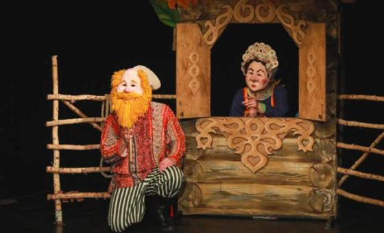 Няганский театр юного зрителя присоединяется к Международной акции АССИТЕЖ «Возьмите ребенка в театр!»