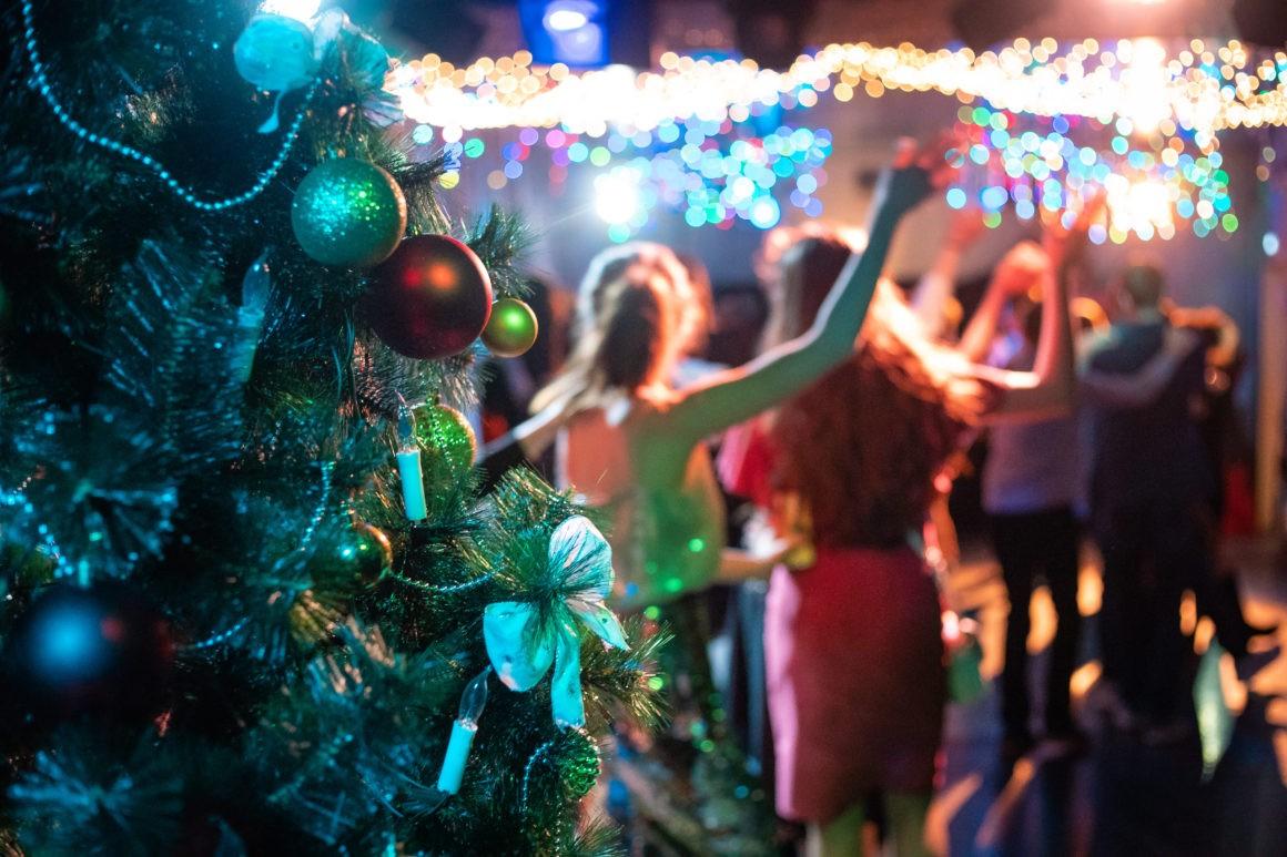 Новогодняя дискотека - Няганский Театр Юного Зрителя
