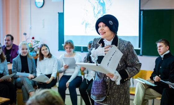 Няганский театр юного зрителя выиграл грант Министерства культуры РФ на проведение уроков литературы в театре.