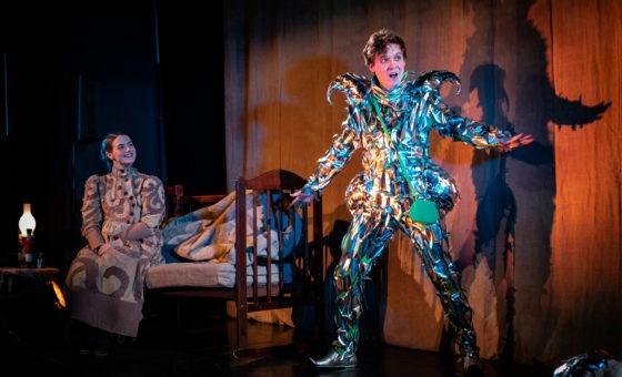 Премьера в ТЮЗе! «Питер Пэн» на няганских театральных подмостках.