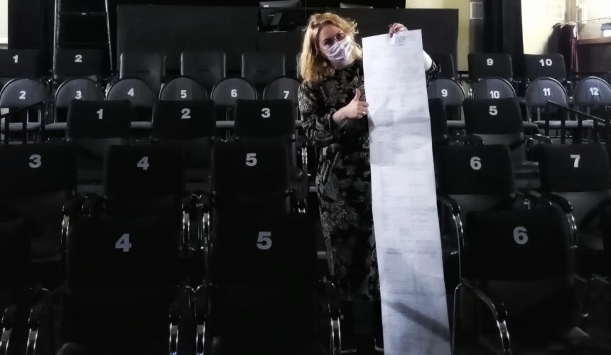 Няганский ТЮЗ возобновил репетиции
