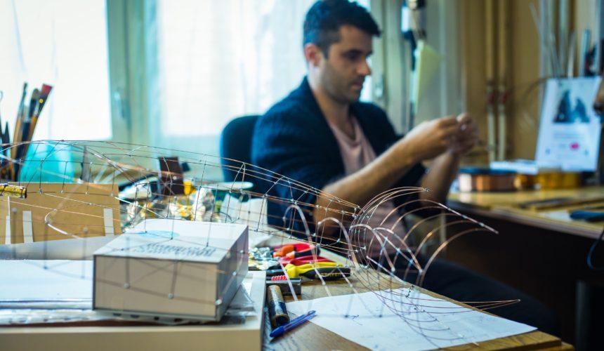 Няганский ТЮЗ работает над новым спектаклем по пьесе юных драматургов