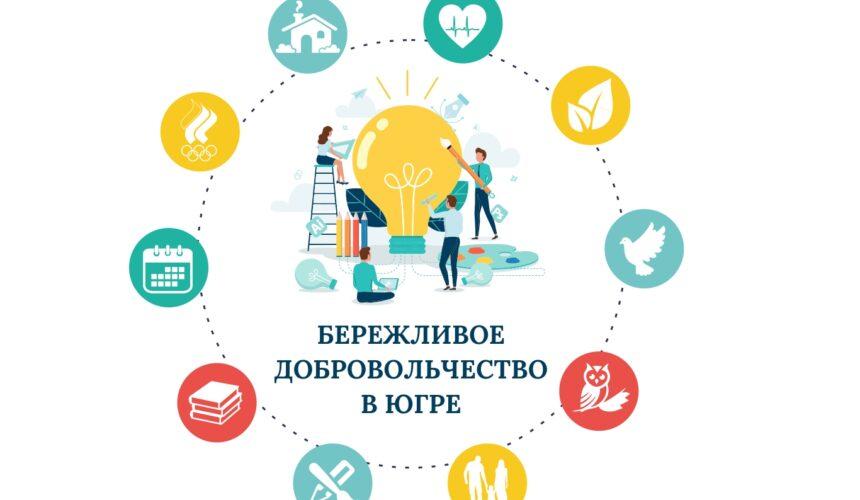 X научно-практическая интернет-конференция «Бережливое добровольчество в Югре»