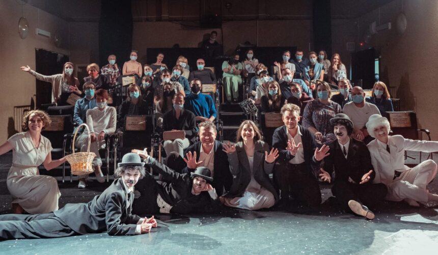 Сегодня для Няганского театра случился важный день: мы отметили закрытие 28 театрального сезона для взрослых вместе с нашими дорогими зрителями❤