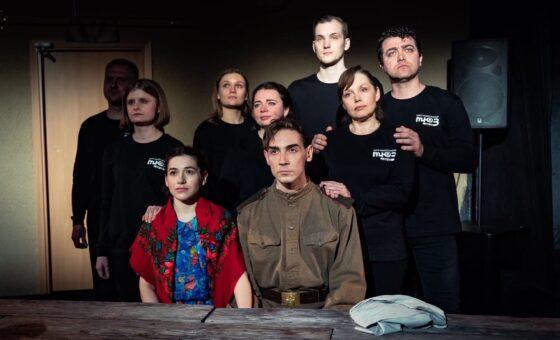 🕯 В День памяти и скорби – день начала Великой Отечественной войны 22 июня 1941 года – Няганский ТЮЗ покажет концертную программу «Спасибо, я живу!» – режиссёра Льва Иванова.