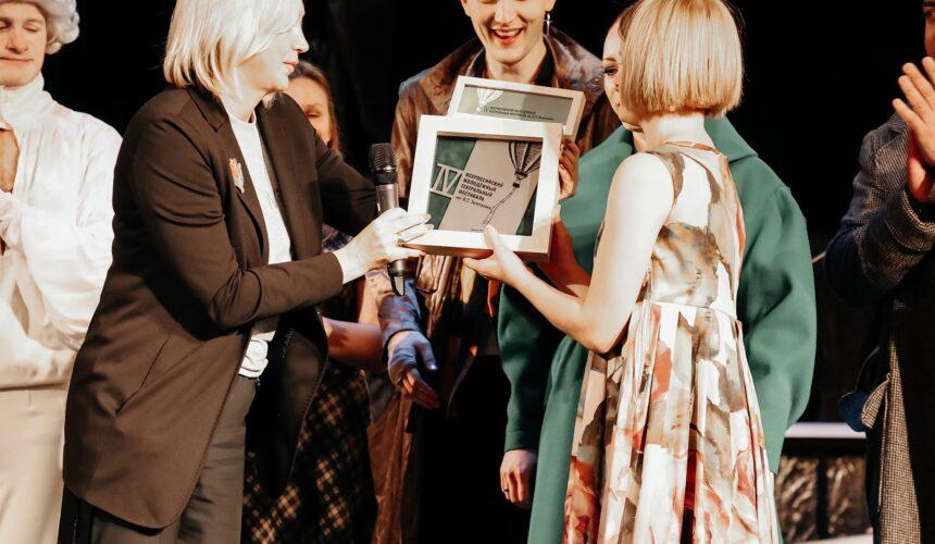 Жюри определило лауреатов IV Всероссийского молодежного театрального фестиваля им. В.С. Золотухина