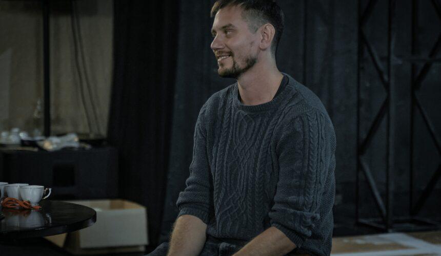 Новый главный режиссёр нашего театра!